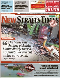 New Straits Time 9 Dec 2016